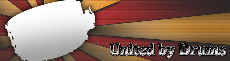 United by Drums Homepage