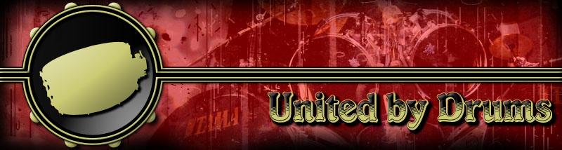 United by Drums Homepage